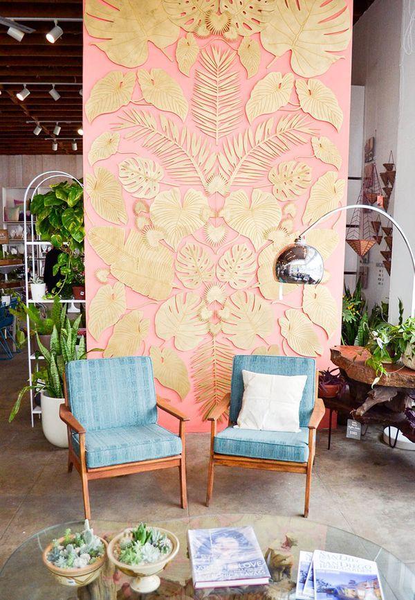 Pigment Shop In San Diego Wall Art Wall Decor Styling Idea