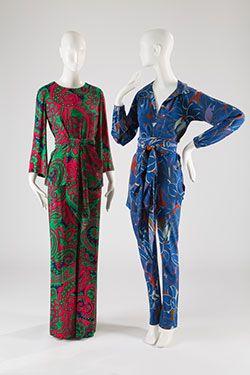 yves saint laurent designs 1970s - Buscar con Google