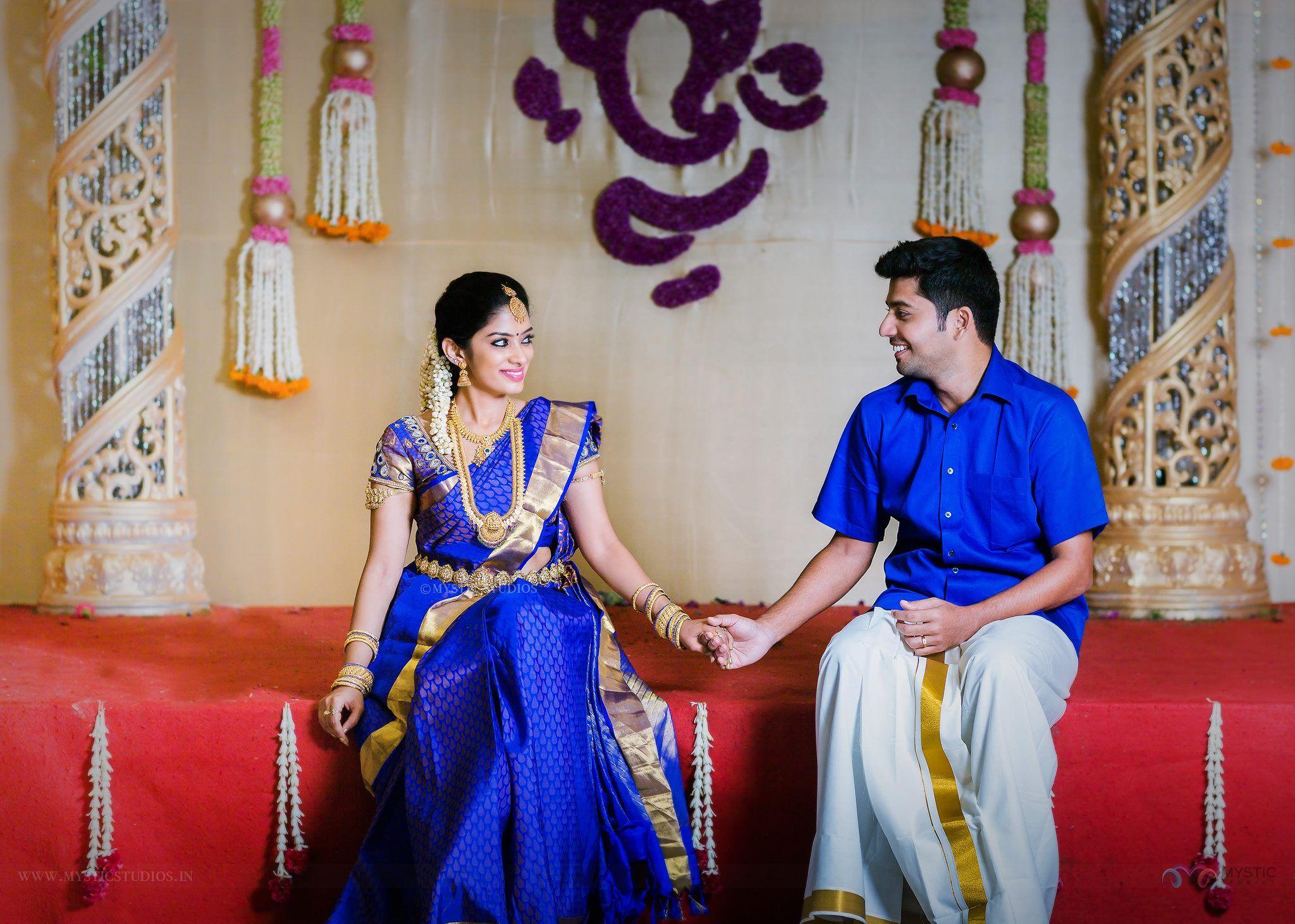 Exclusive Pics of Sun Music VJ Diya Menon's Engagement