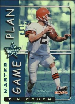 1999 Leaf Rookies & Stars - Game Plan Masters #GP6 Tim Couch Front