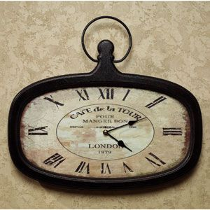 The Country House Collection Clock Wall Clock Old Clocks