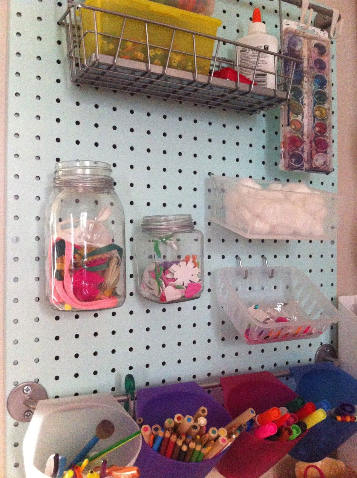 Pegboard accessories ikea store for Craft room pegboard accessories