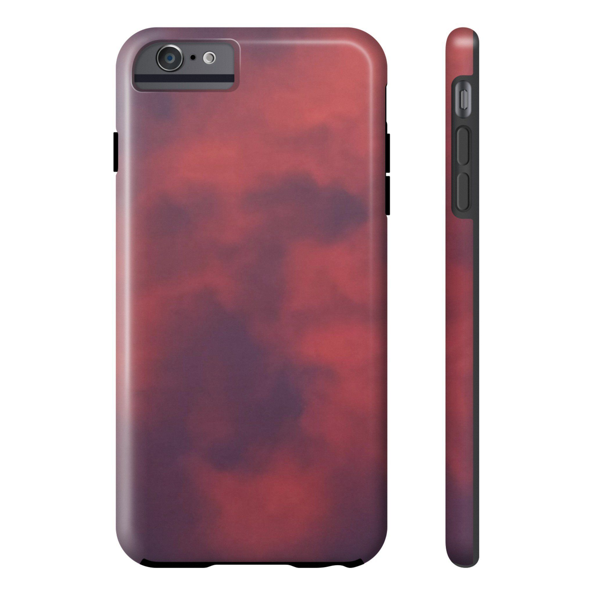 Red Skies At Night Core Case