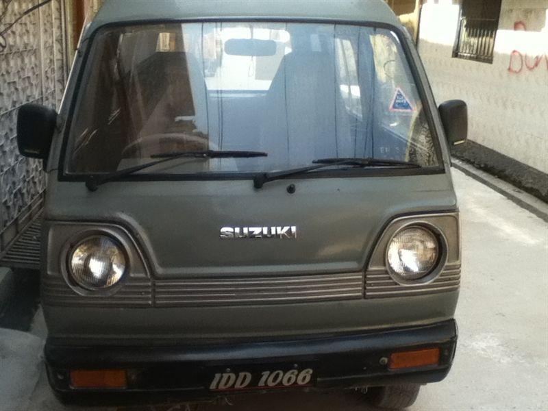 Suzuki Bolan For Sale In Rawalpindi Pakistan 3413 Suzuki Latest Cars Pakistan