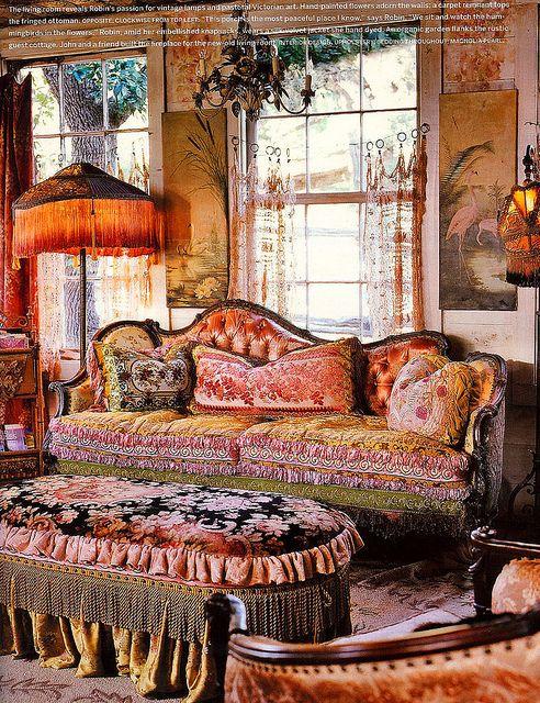 005 2 boh me roulotte et canap fauteuil. Black Bedroom Furniture Sets. Home Design Ideas