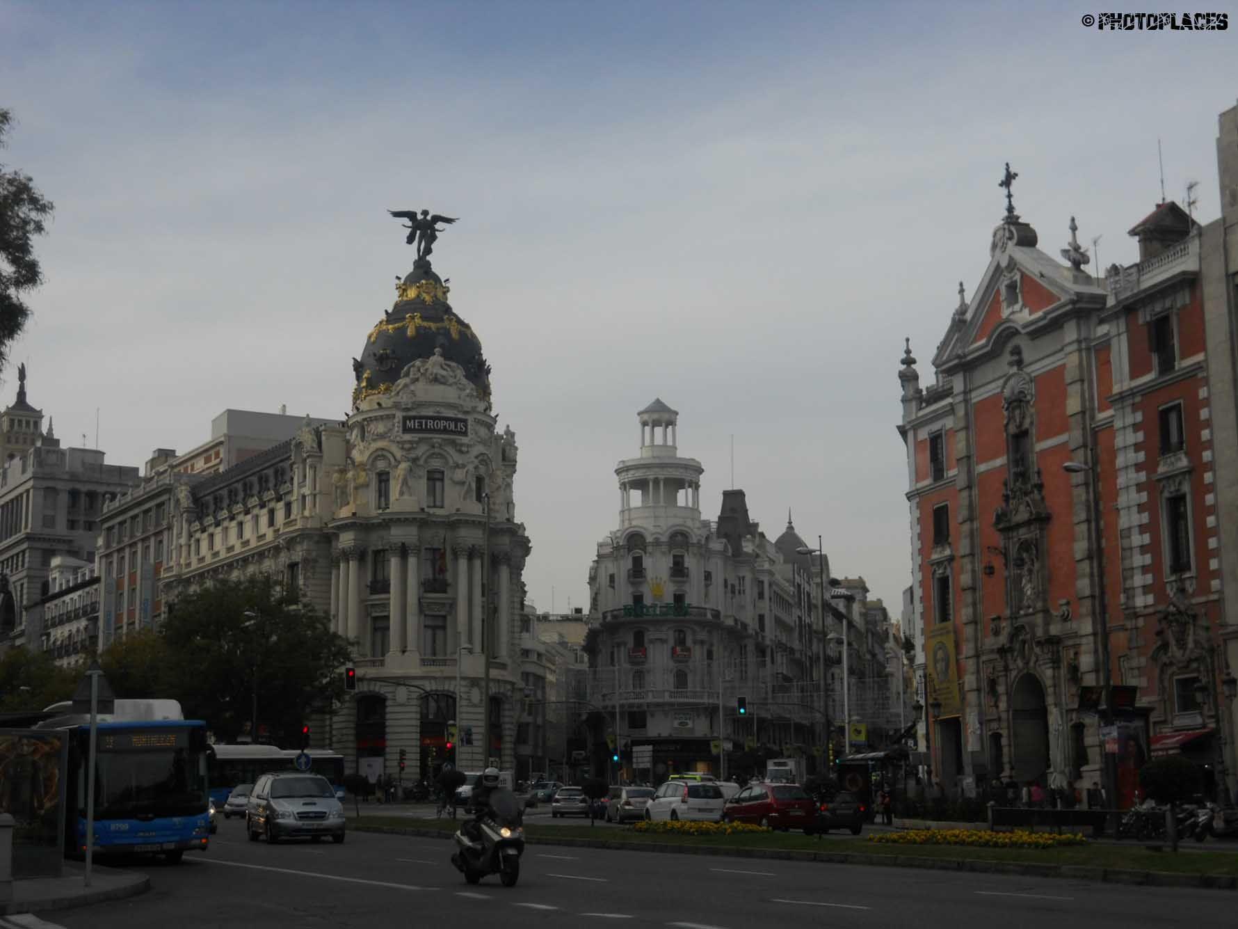 Visita a Madrid