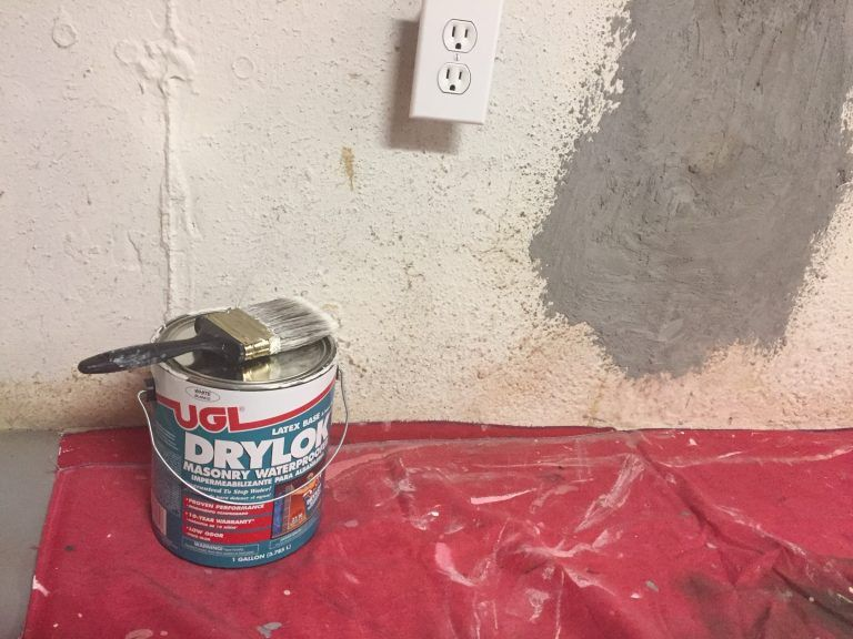 How to Repair a Leaky Basement Wall All About The House