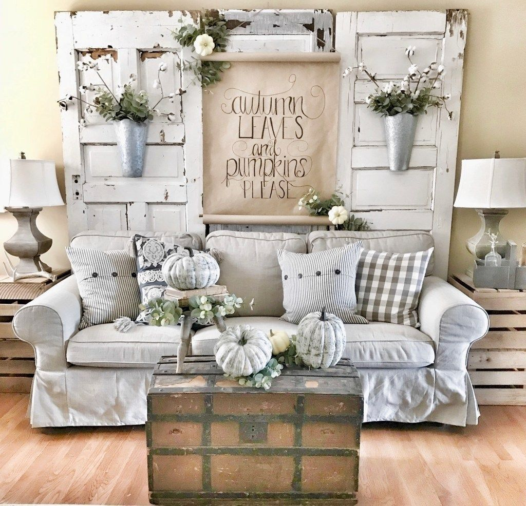 Fabulous Country Farmhouse Style Decorating Ideas 11 - I have an ...