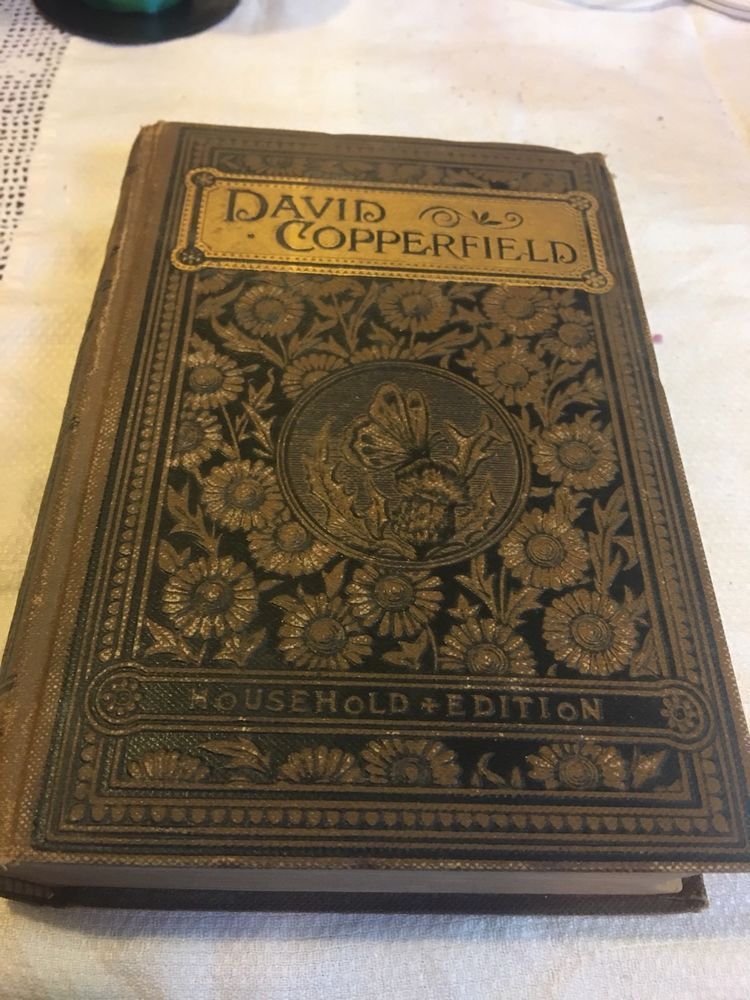 Late 1800's Edition DAVID COPPERFIELD Illustrated Belford & Clarke  | eBay