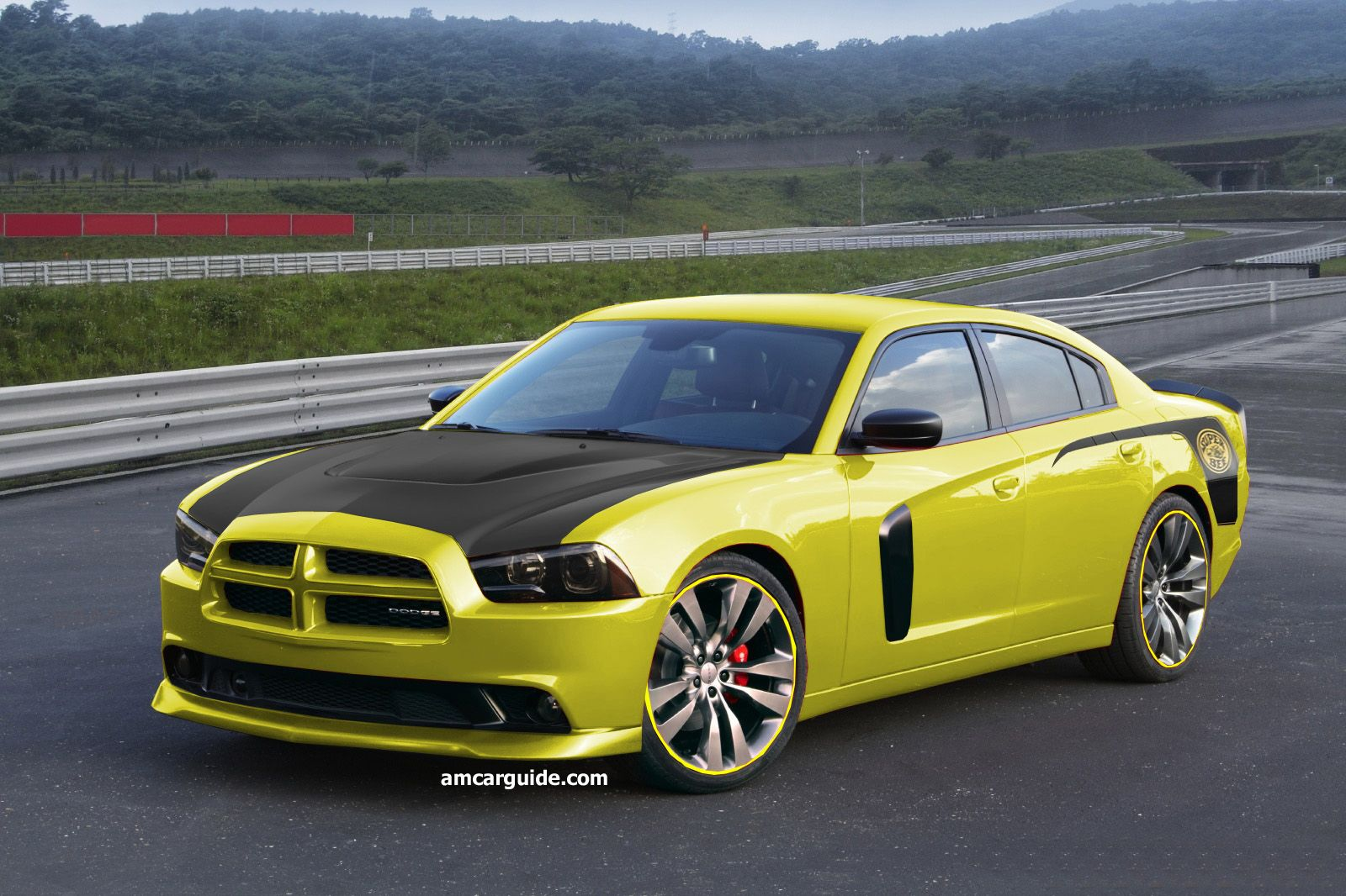 2011 dodge charger super bee
