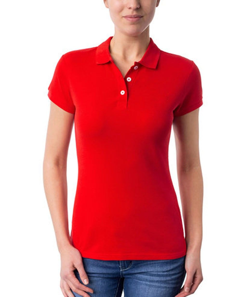 Pin by Quick Apparels on Women Polo Shirts | Polo, Polo ...