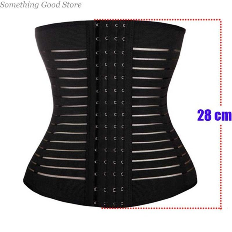 Body Waist Trainer for Women Corset Shape Body Shapewear Belt Strap Shaper,Apricot,m