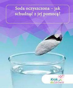 Czy soda oczyszczona pomaga schudnąć