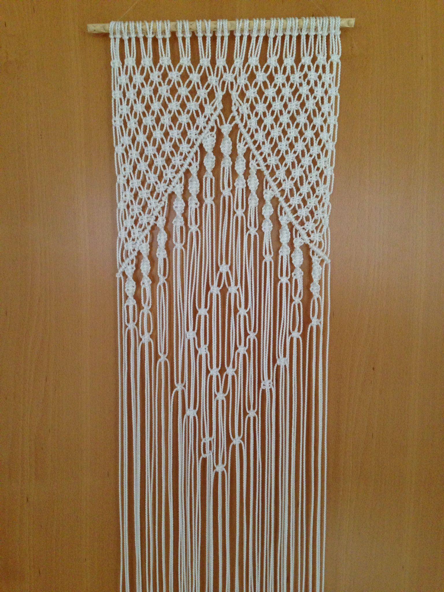 Makramee wandbehang makramee pinterest kn pfen einrichten und wohnen und einrichten und - Makramee wandbehang ...