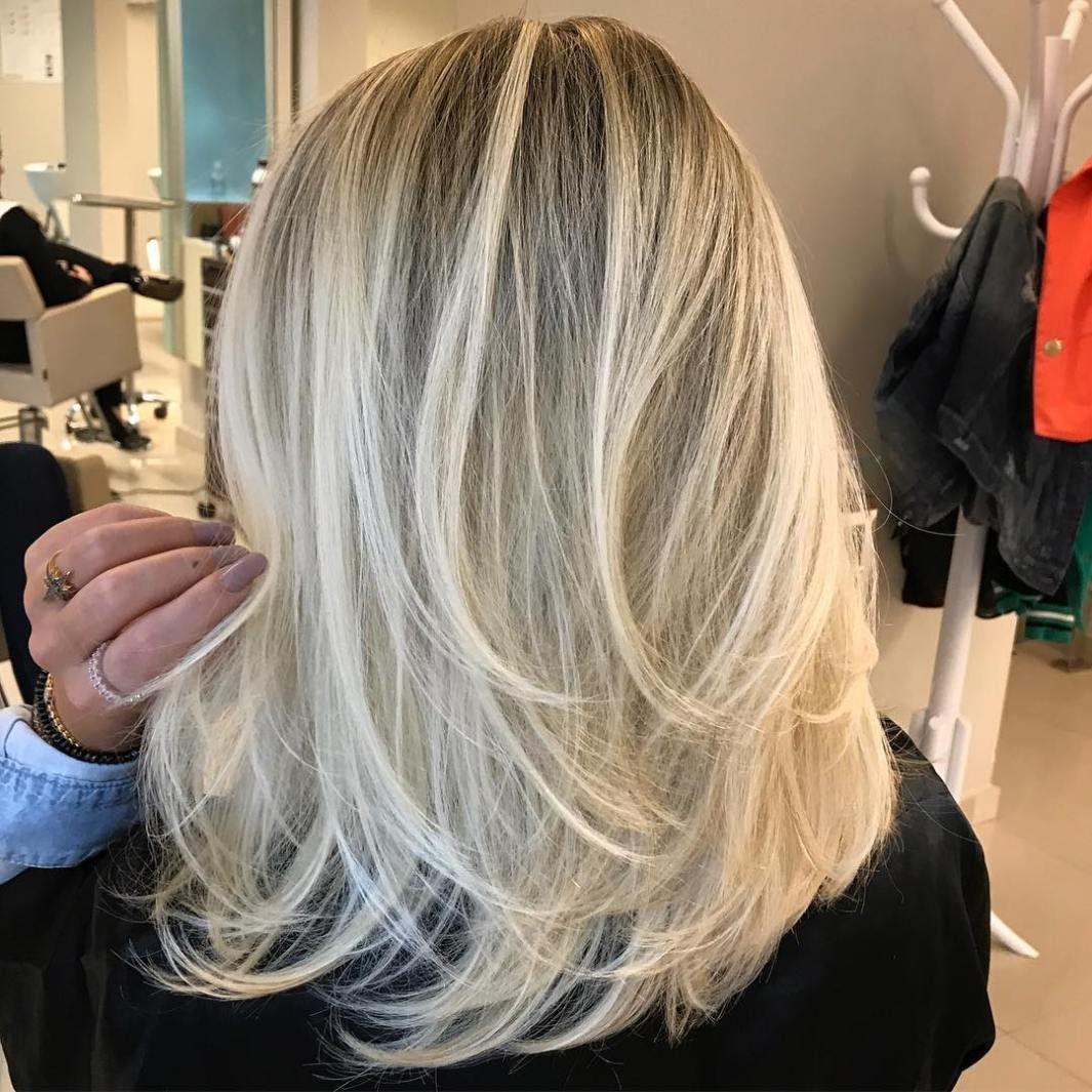 50 Best Medium Length Layered Haircuts in 2021 - H