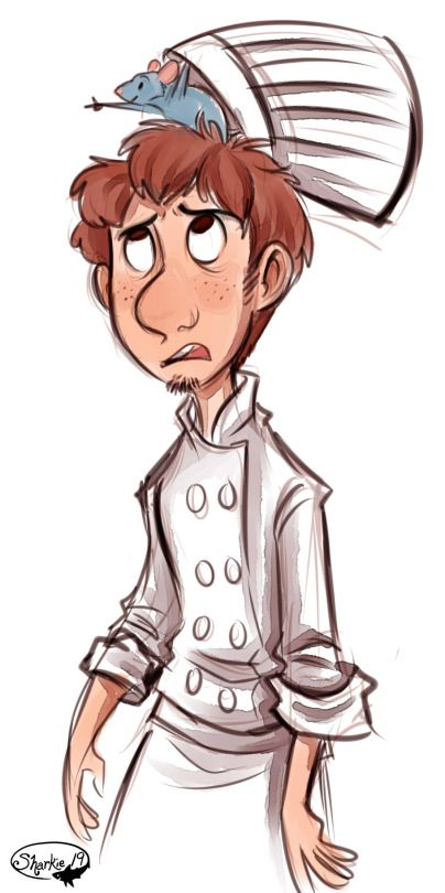 Sharp Art I Just Watched Ratatouille Drawing Fan Art Disney Sketches Disney Drawings Disney Fan Art