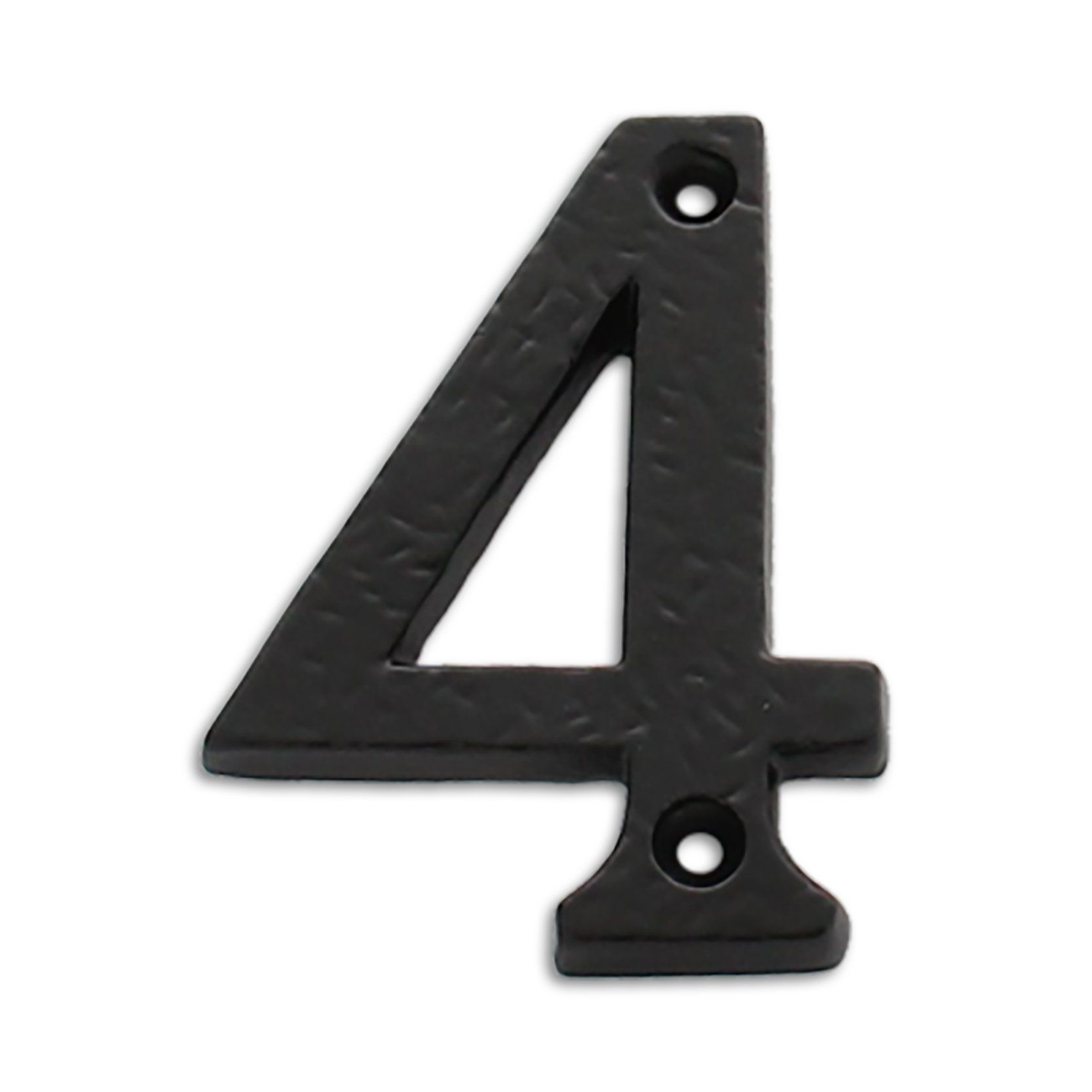 Country 3 Inch Iron House Numbers