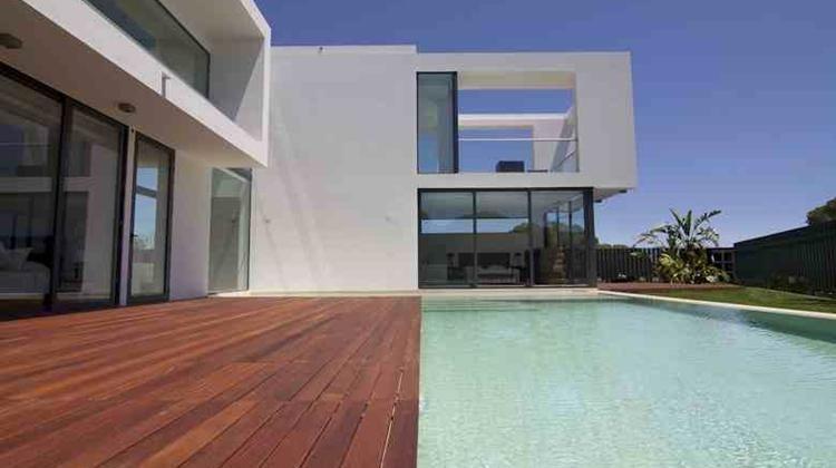 Stunning Contemporary 4 Bed Beachfront Vale Do Lobo Villa