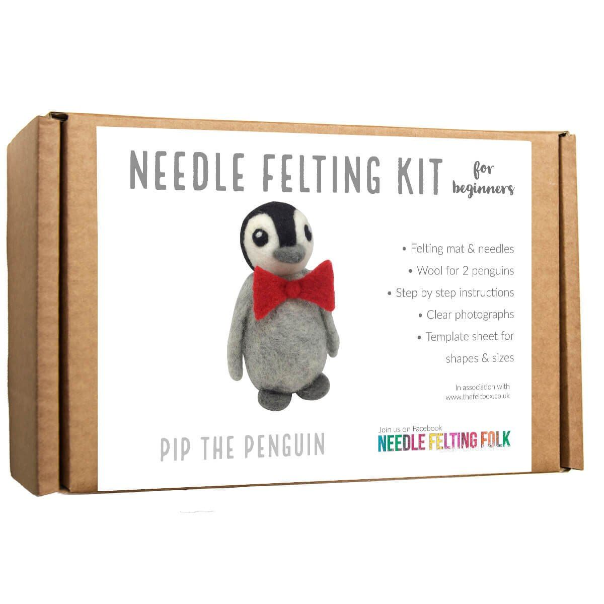 Pin On Needle Felting For Beginners