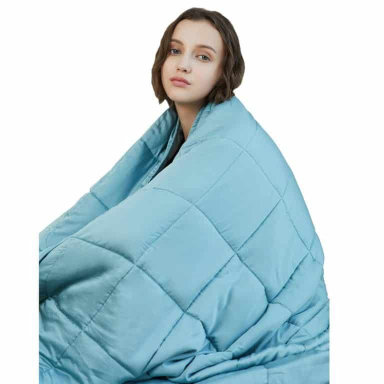 Ynm Cooling Weighted Blanket Weighted Blanket Heavy Blanket