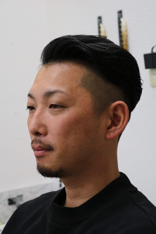 ボード 髪型 メンズ ツーブロック Hairstyle Men S Two Block のピン