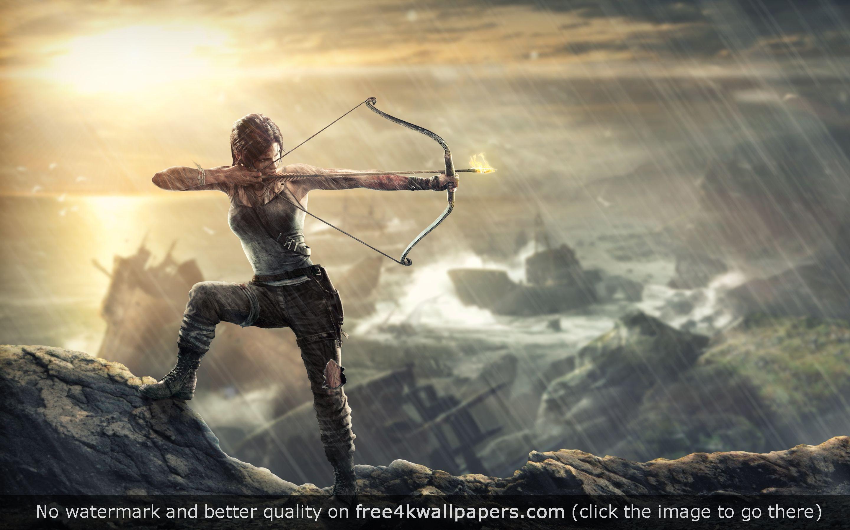 Tomb Raider Lara Croft 4k Hd Wallpaper Tomb Raider Wallpaper Tomb Raider Lara Croft New Tomb Raider