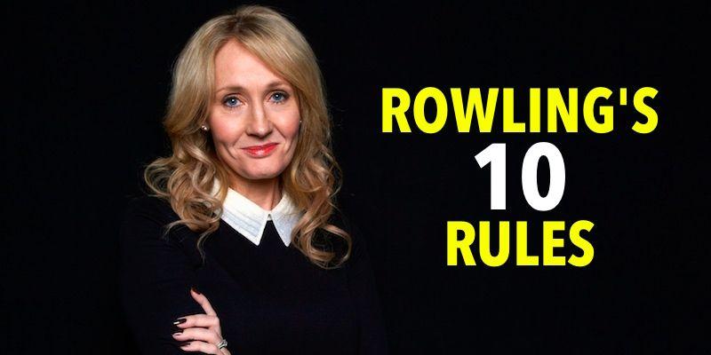JK Rowling, the Secret of Successful Entrepreneurs