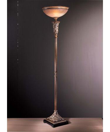 Minka Lavery T30500 Salon Grand 72 Inch Torchiere Lamp Bronze Floor Lamp Floor Lamp Torchiere Lamp