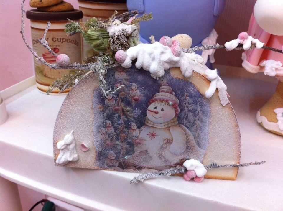 Porta vela navidad pinterest porta velas velas y - Porta velas navidenas ...