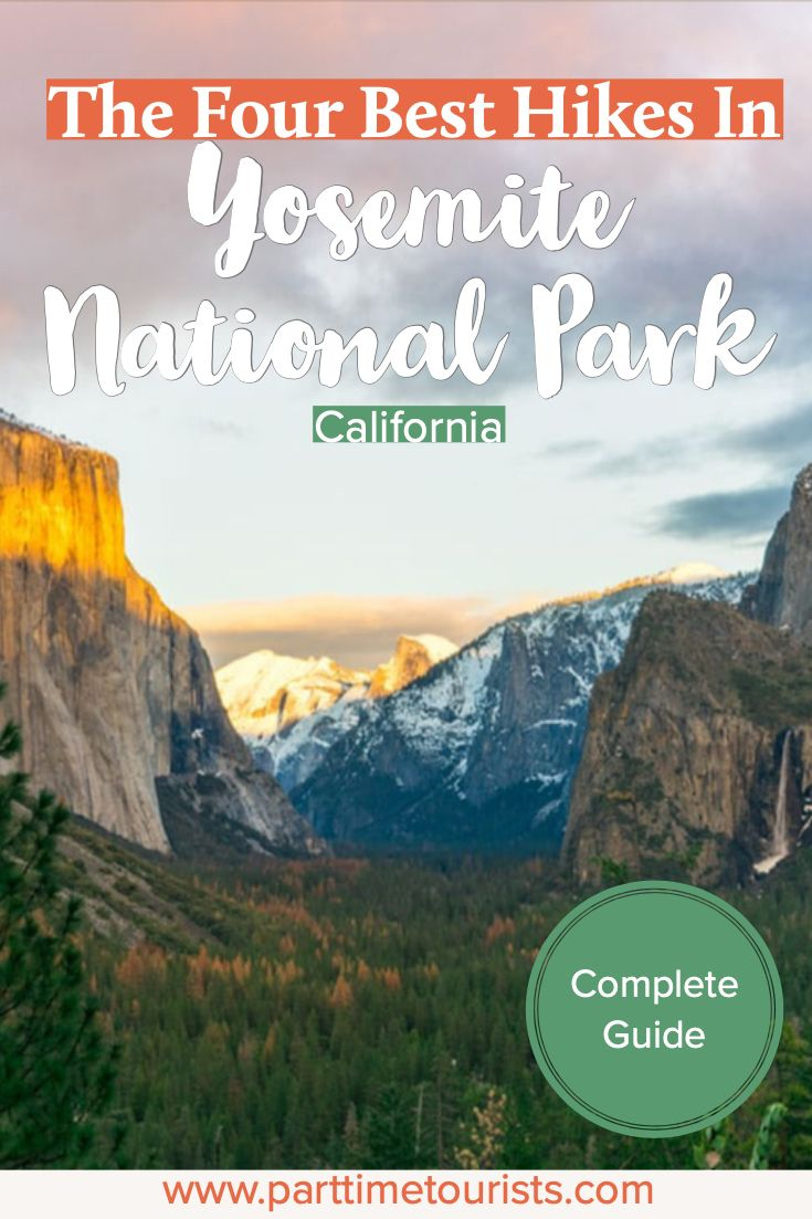 4 Best Hikes In Yosemite with Incredible Views