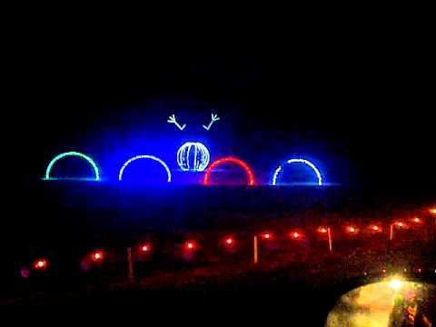 Christmas Lights in Branson 3 Videos to get you in the Xmas Spirit