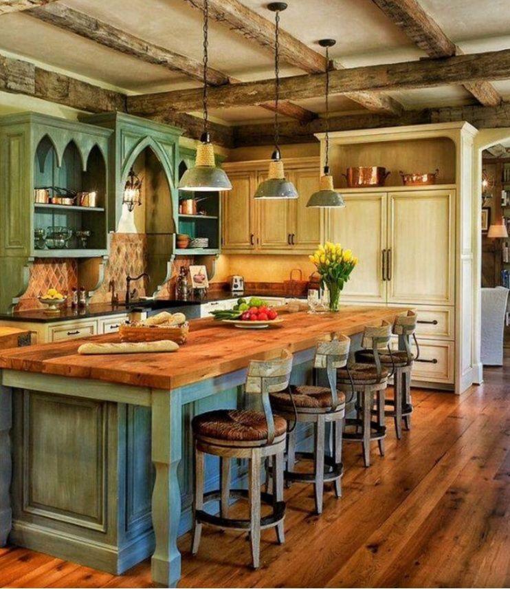 Pin de Susan en Kitchen Ideas | Pinterest | Diseño de cocina comedor ...