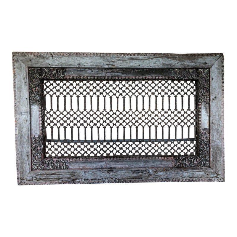 Photo of 19th Century Moroccan Wooden Door