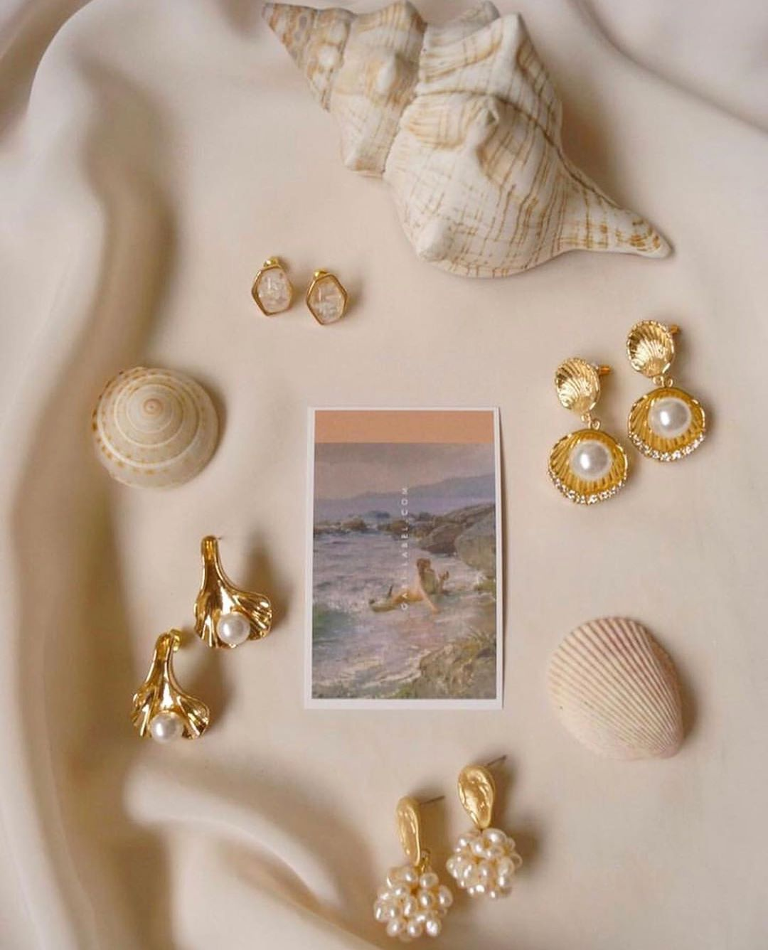 """𝔽𝕒𝕤𝕙𝕚𝕠𝕟 𝕡𝕠𝕤𝕥𝕤 on Instagram """"Sea treasures"""" (With images"""