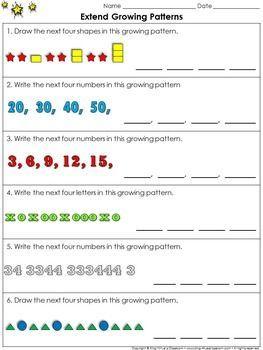 d4dcf0fa8836affb4b29bbdfda970299--number-patterns-math-workshop ...