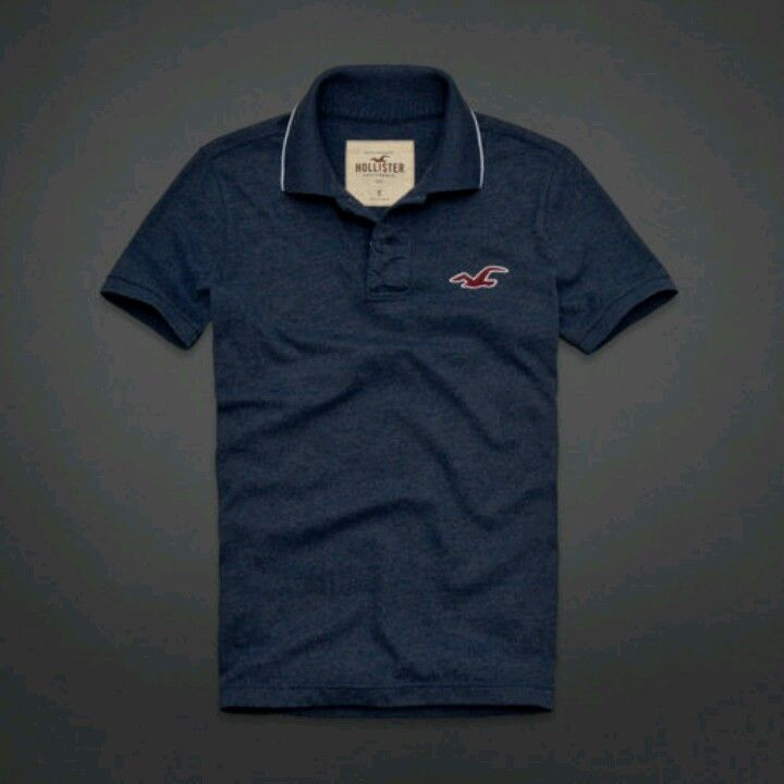 980eb60b Men's Hollister Polo | My Style | Hollister polo, Hollister clothes ...