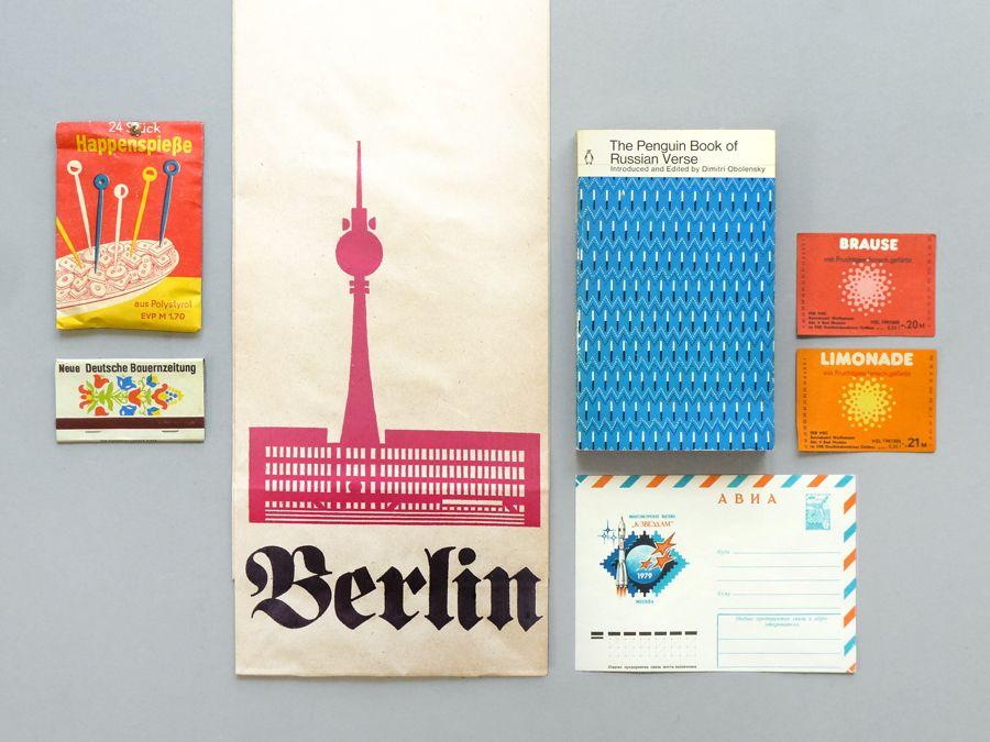 Berlin finds (iii), April 2012.