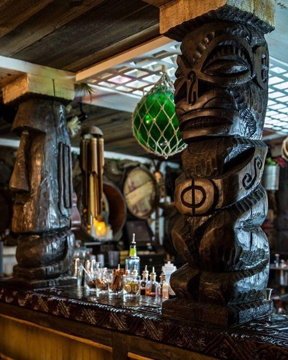 Tiki Decor, Tiki Bar Decor, Tiki Lounge