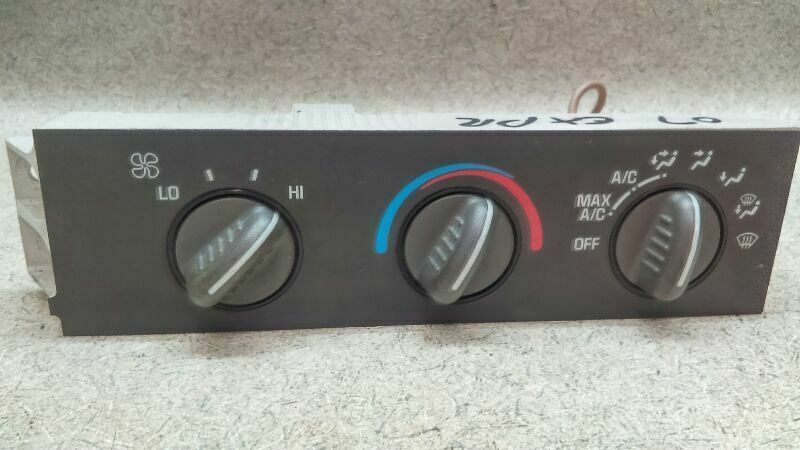 Auto Temperature Climate Control Digital Fits 98-04 CHRYSLER CONCORDE F83-168945