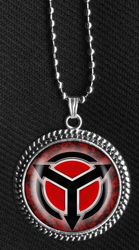 Killzone Helghast Logo Necklace On Etsy For 10 My Helghast
