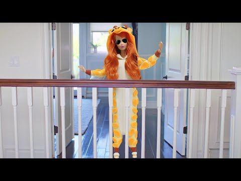 Play Doh Meghan Trainor - Me Too Inspired Costume  (Giraffe Kigurumi One...