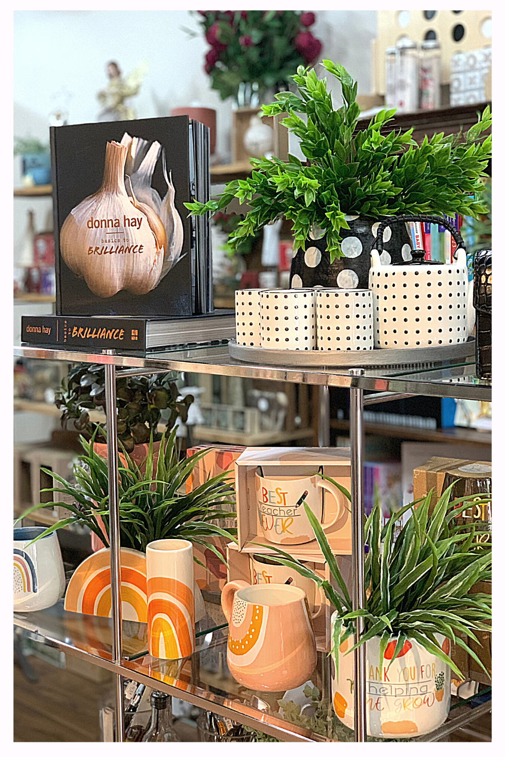 We have gifts for all the wonderful people in your life! Teachers, teens, KK's and more... #casualstep #gifts #giftsforteacher #gifts #giftideas #ideas #planter #desk #cookbook #recipe #donnahay #ourstore #giftsunder40 #gifts #giftsforher #giftshop #giftsforhim #GIFTSET #giftsformum #giftsets #giftstore #giftsforgirls #giftsideas #giftsforwomen #giftshops #giftshopping #giftsthatgive #giftsforyou #giftsforeveryone #giftsforall #giftsforguys #giftseason #giftsforfriends #giftsgalore