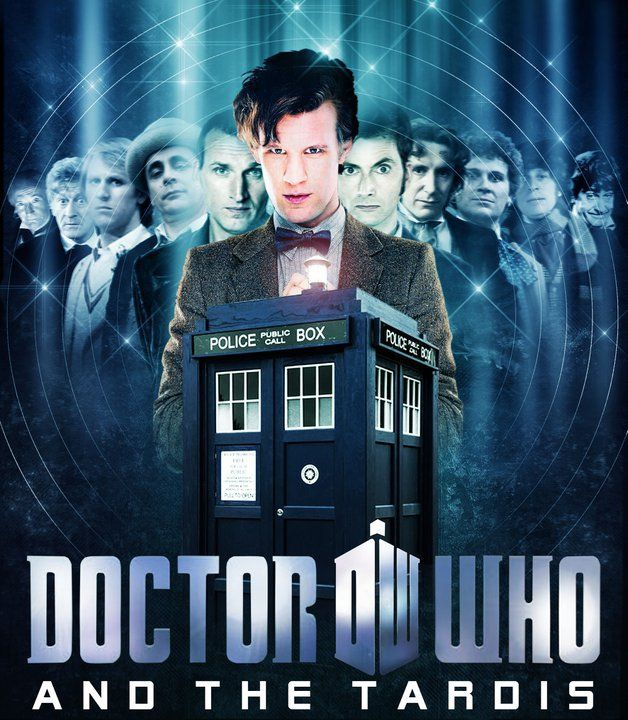 DOCTOR WHO♥♥♥  if u dont know this show, im terribly sorry for the deprived life u live. ;)