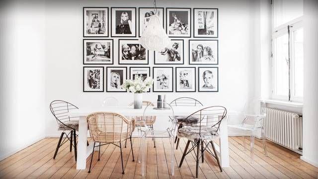 Erstaunlich Dining Room Design U2013 Iconic Retro Portraits Dining Room : Moderne Esszimmer  Von Designsetter