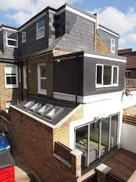 Side Return, First Floor And L Shaped Loft Extension.