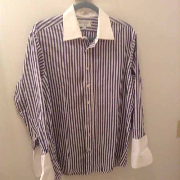 Burberry dress shirt Pre owned in good condition Burberry Shirts Casual Button Down Shirts