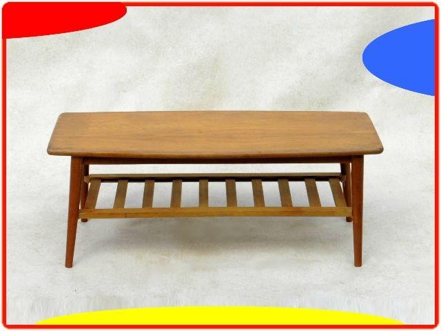 Meubles Vintage Scandinaves Mobilier De Salon Table Basse Design Meuble Vintage