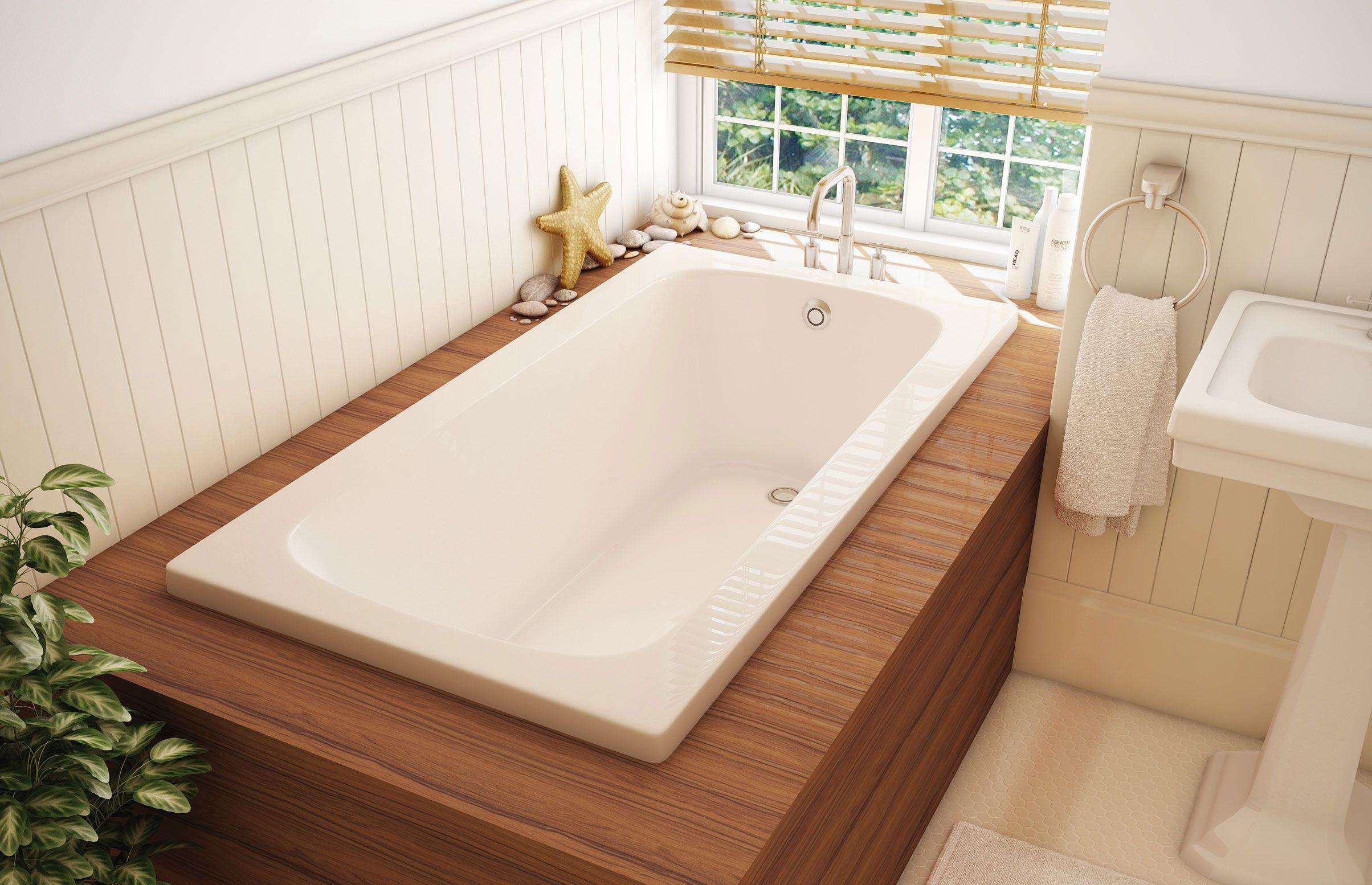 tub is bathtub mirabelle long maax edenton tubs a shower fixtures standard dimensions reviews how ferguson americast
