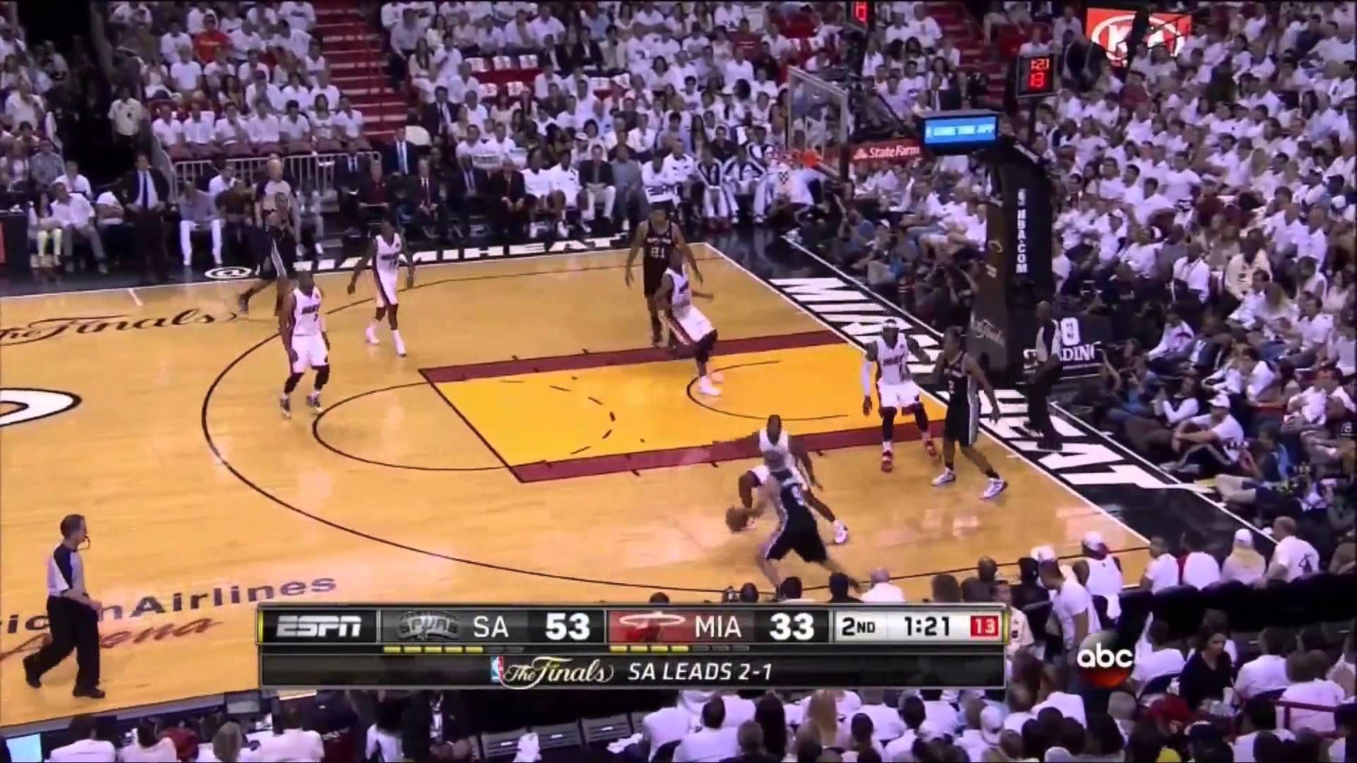 Spurs Destroy Heat (Again) As Kawhi Bests LeBron in Game 4  Hardcore hoops fans,  let's connect! •	Check out my site: http://slapdoghoops.blogspot.com •	Follow me on Twitter: www.twitter.com/slapdoghoops •	Like me on Facebook: https://www.facebook.com/slapdoghoops •	Add me to your G+ circles: https://plus.google.com/+SlapdoghoopsBlogspot/posts •	And for  any business or professional inquiries, you can contact me on Linked In: http://www.linkedin.com/in/slapdoghoops