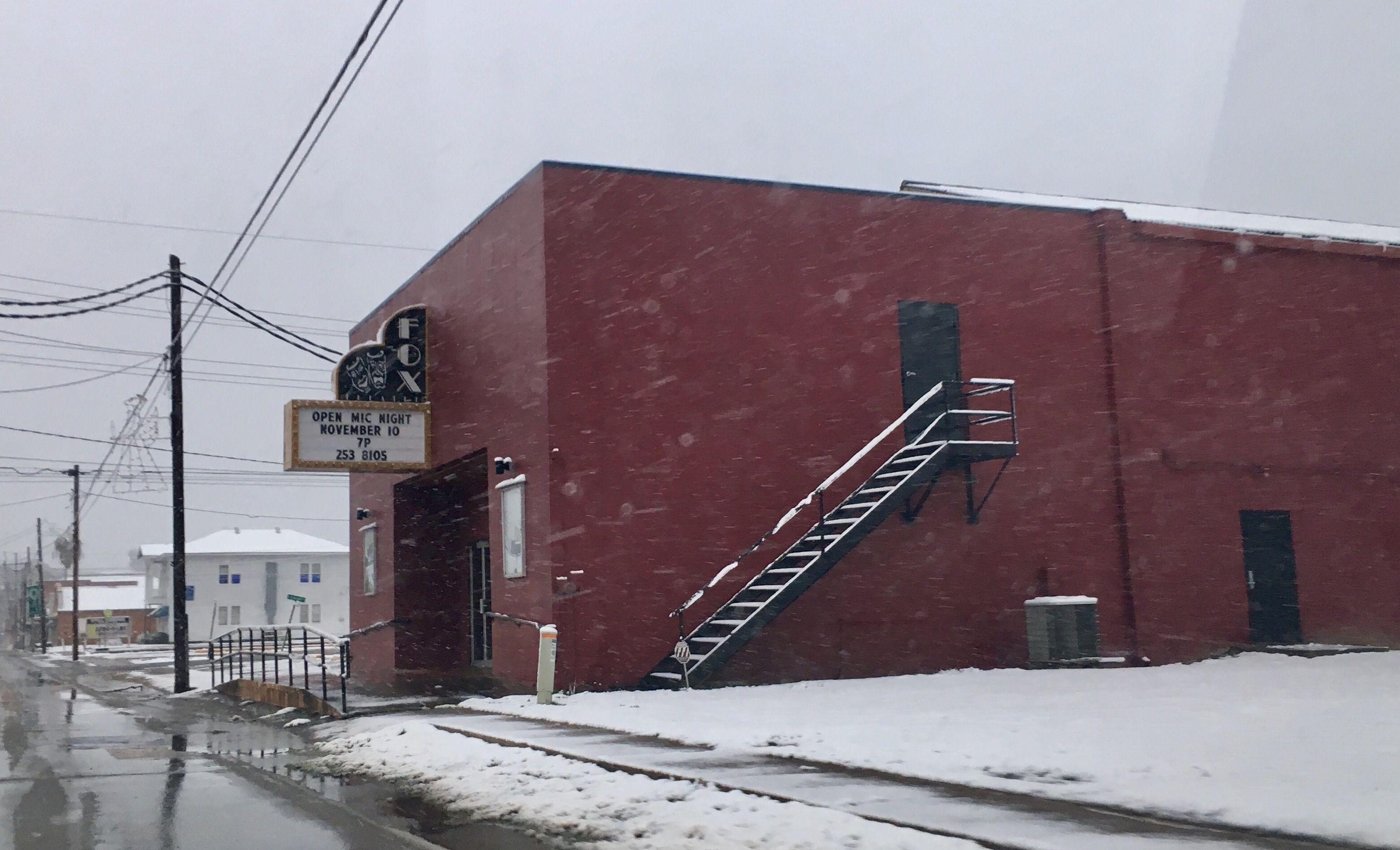 Fox Theater In Marksville La 2018 Avoyelles Parish Parish Evergreen